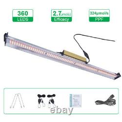 1500W Commercial Full Spectrum Led Grow Light Bar Tube Fixtures Hydroponic IP65