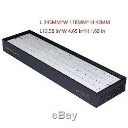 1500With3000With5000W LED Grow Light Lamp Full Spectrum Veg Bloom 3-Modes 2-Switch