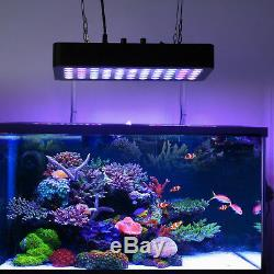 165W Led Aquarium Lamp WIFI APP Dimmable Coral Reef LED Grow Light for Fish Tank