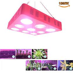 1800W Full Spectrum COB LED Grow Light System Panel For Plant Replace HPS Lamp