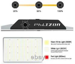 2000W QUANTUM Samsung 301B LED Grow Light for Indoor plants All Stage Veg Flower