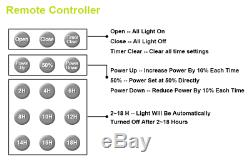 2060 Umol/s 600w LED Grow Light Remote Control LED's Growers Best Choice