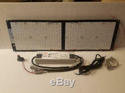 250W Samsung LM301H 3000k/660 NM Quantum Led Grow Light + Meanwell HLG Driver