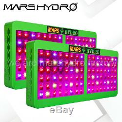 2Mars Hydro Reflector 600W Led Grow Light Hydroponic Indoor Plant Full Spectrum