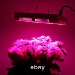 2PCS 5000W LED Grow Light Full Spectrum For Hydroponic Indoor Plant Flower Bloom
