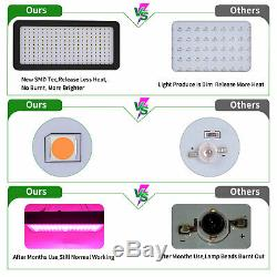 3000W Led Grow Light Kit with 4'x4' Hydroponic Indoor Grow Tent Kit Grow Tents Box