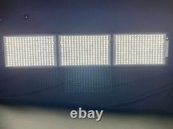 320W Quantum Style Grow Light with Samsung LM301H LEDs 3000k and HLG 320 Driver