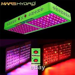 3 Mars Reflector 600W Led Grow Light Hydroponic Indoor Plant Full Spectrum Lamp