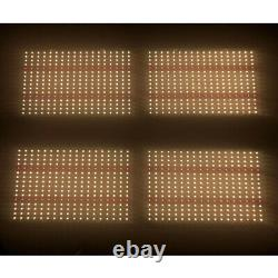 500W Grow Light 550V3 Samsung lm301h 3000k + 660nm with Meanwell HLG 480 driver