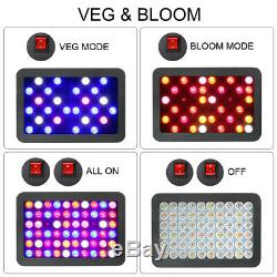 600W LED Grow Light Full Spectrum for Hydroponic Indoor Plant Veg and Flower