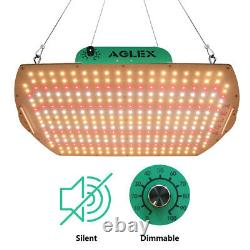 AGLEX 2000W LED Grow Light Full Spectrum For All Indoor Plant Veg Flower