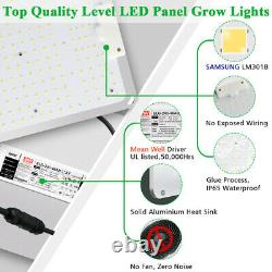 Archibald Spider SF2000 Farmer 220w Led Grow Light Quantum Board Dimmable UK