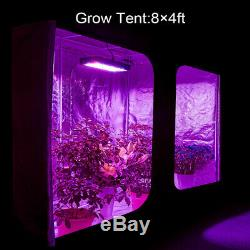 BESTVA 3000W LED Grow Light Indoor Hydroponic Lights Grow Lamp Flower Plant Lamp