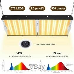 Carambola 3000W LED Grow Light Sunlike Full Spectrum Indoor IR for Hydroponic