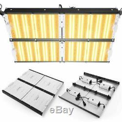 Commercial 4000W LED Grow Light Dual Full Spectrum For Indoor All Stage Plants