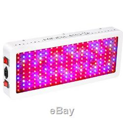KING 2000W LED Grow Light Full Spectrum Indoor Lamp for Plant growing and bloom