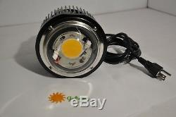 LED COB CREE CXB3590 Grow Light 54w 3500K (Warm Color) MeanWell driver