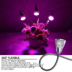 LED Grow Light Grow Lamp Bulb for Indoor Plants 45W Super Bright 60 LEDs