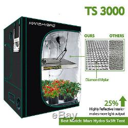 Mars Hydro TS 3000W LED Grow Light Sunlike Full Spectrum for Indoor Plant Flower