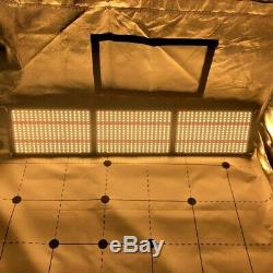 QUANTUM LED GROW LIGHT 350w+660nm V3, (rspec), Meanwell HLG driver, SAMSUNG LM301H