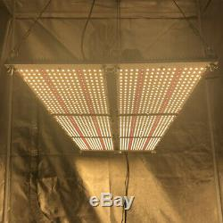 QUANTUM LED GROW LIGHT V2(rspec)600w+660nm withMeanwell HLG-600h, SAMSUNG lm301H