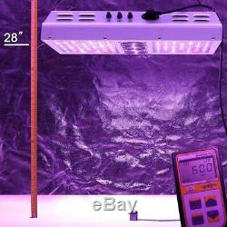 VIPARSPECTRA Dimmable Series PAR700 700W LED Grow Light 3