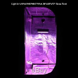 VIPARSPECTRA Newest Dimmable 1000W Dual Chips LED Grow Light Full Spectrum light