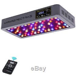 VIPARSPECTRA Timer Control Dimmable 300W LED Grow Light for Indoor Plants