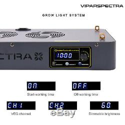 VIPARSPECTRA Timer Control TC450 450W LED Grow Light Full Spectrum Indoor Plant